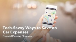 Tech-Savvy Ways to Save on Car Expenses