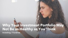 Why Your Investment Portfolio May Not Be as Healthy as You Think