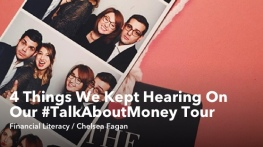 4 Things We Kept Hearing On Our #TalkAboutMoney Tour