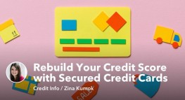 Using Rebuilding Credit Cards to Rebuild Your Credit Score