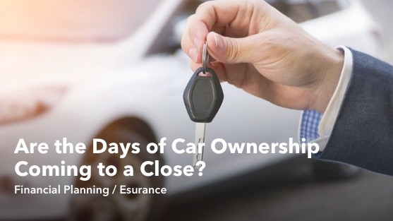 Are the Days of Car Ownership Coming to a Close?