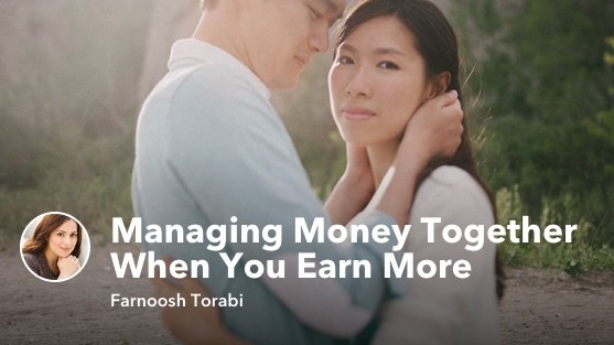 Managing Money with Your Partner When You Earn More