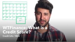 WTFinance: What is a Credit Score?