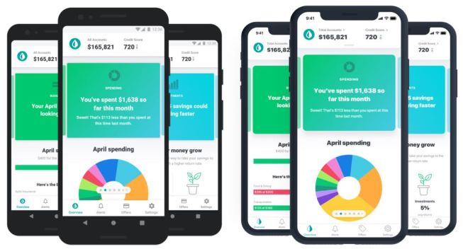MintSights on Android and iOS