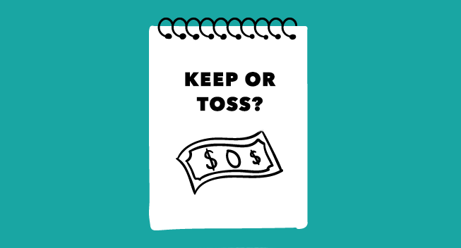 Financial Advice To Keep or Toss In 2020