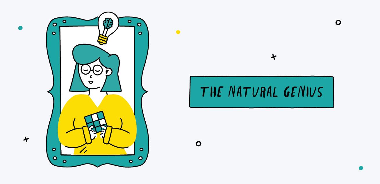 The Natural Genius