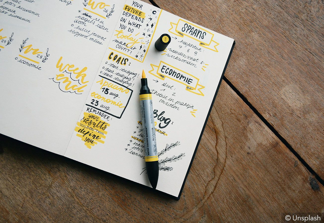 Bullet journal idea #3