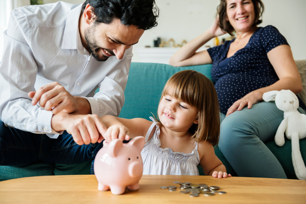 Is it too Early to Open a Baby Savings Account for Your Kid?