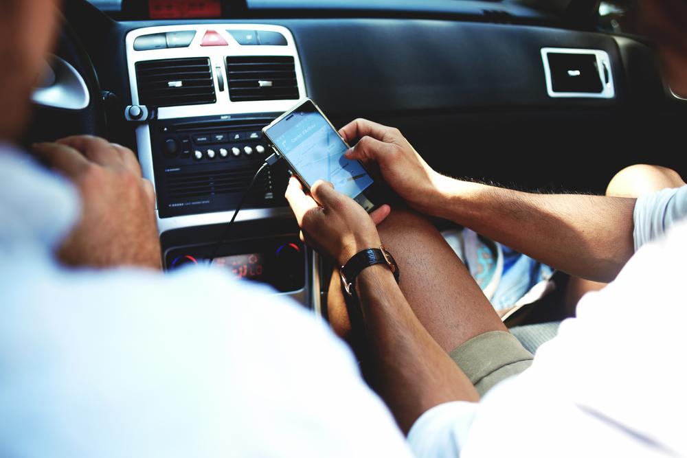 Tracking auto expenses