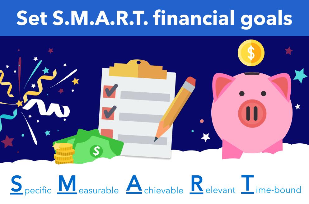 S.M.A.R.T. financial goals