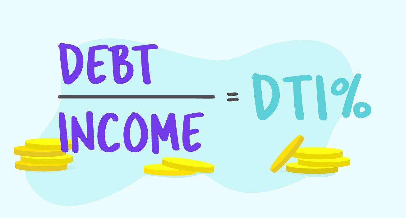 debt to income ratio