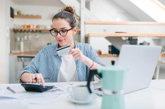 woman-paying-bills-credit-card