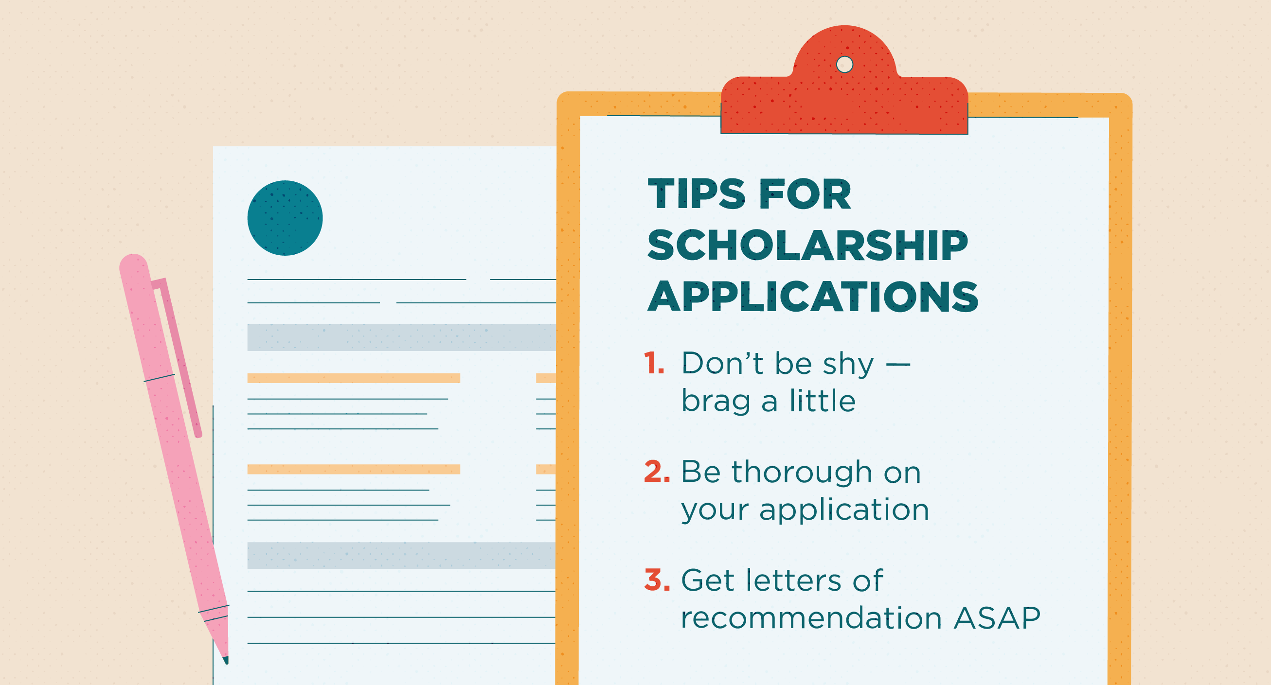 Tips on applying for scholarships for people with disabilities