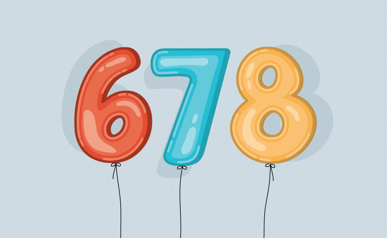 americans average credit score is 678