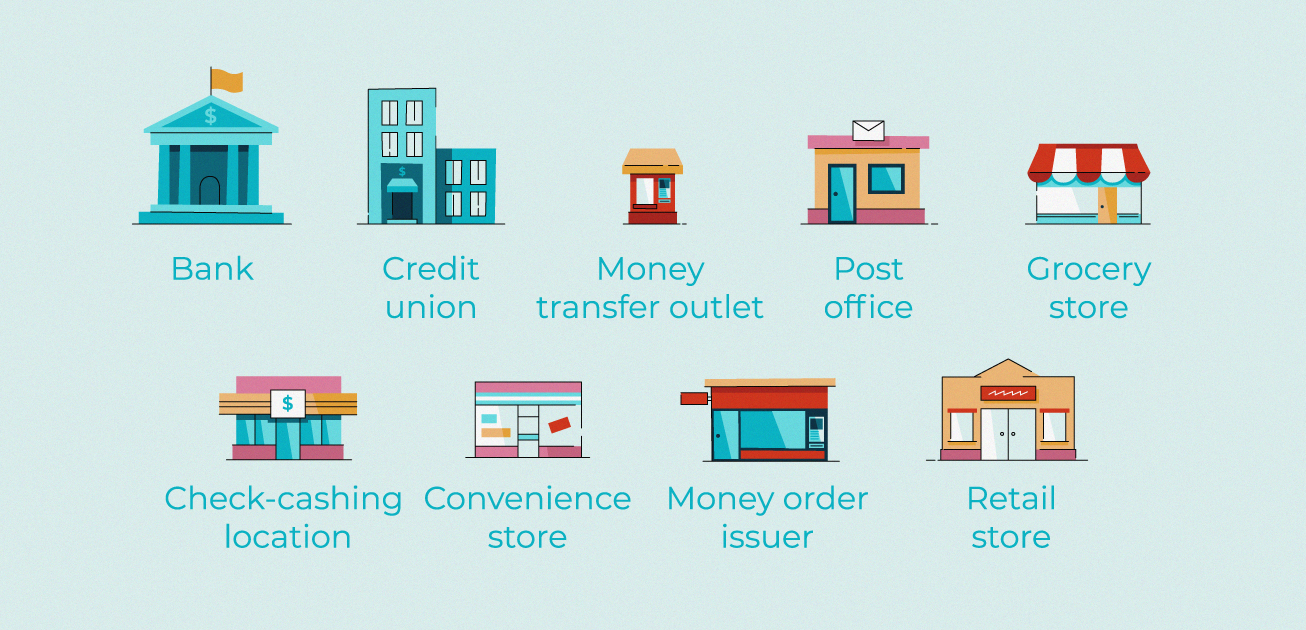 where to cash a money order
