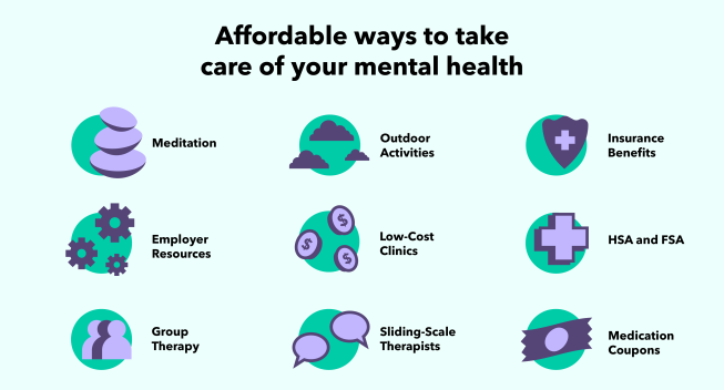 9 Affordable Ways To Take Care Of Your Mental Health