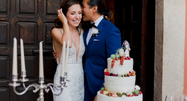 Credit card rewards to help pay for a wedding