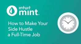 How to Make Your Side Hustle a Full-Time Job