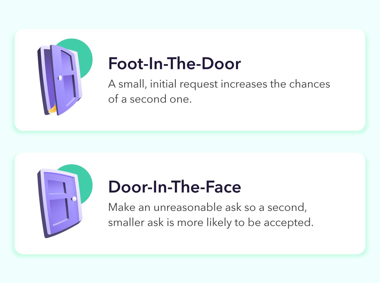 foot-in-the-door-face-negotiation