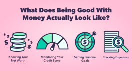 What Does Being 'Good with Money' Actually Look Like?