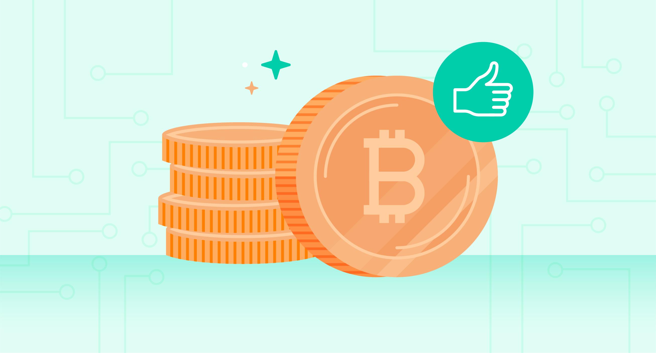 pros of bitcoin
